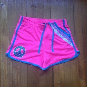 Justice Pink ☮️ Swim Shorts